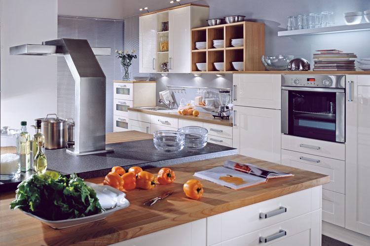 Правильная вытяжка на кухне