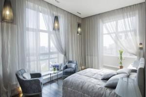 Дизайн интерьера спальни